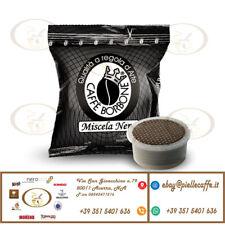 100 Capsule Caffe Borbone Miscela Nera Compatilile Lavazza Espresso Point