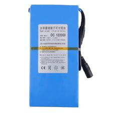 12v - 20ah Li-ion Rechargeable Battery with charger