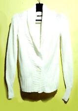 Mayson Grey Knit One Button  Sweater Cardigan