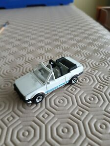 Matchbox Superfast No 37 Ford Escort XR3i Cabriolet Mint UB