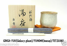 o5630,Japanese,TETSUAKI NAKAO,Winter Galaxy glaze teacup / class A.
