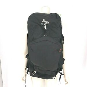 Gregory Z30 Pack Outdoor Hiking Backpack Medium Black W/ Raincover