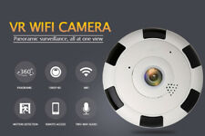 360 Degree Panoramic Wi-Fi 1.3MP Full HD Wireless IP Camera Fisheye Night Vision