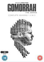 Gomorrah: The Complete Seasons 1, 2 & 3 DVD (2018) Walter Lippa cert 18 12