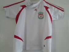 Liverpool  2006-2007 Away Football Shirt Size 12-18 Months /41462