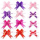 10pcs Ribbon Pull Bows Flower Wedding Decoration Gift Wrap DIY