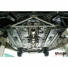 For Toyota Corolla 01-07 ZZE Ultra Racing Rear Lower Bar Member Brace 2 Points