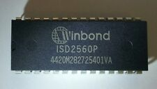 1 pc. ISD2560P - Voice Recorder von WINBOND 60s 8,0kHz DIP28  NEW