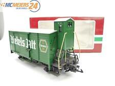 """E122 LGB Spur G 43260 Güterwagen Bierwagen """"Diebels Alt"""""""