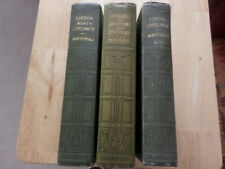 3 x THE STORY-TELLER'S SERIES - green covers with black detailing