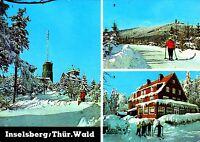 Inselsberg / Thür. Wald , Ansichtskarte