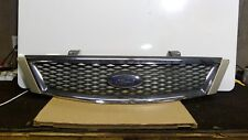 2006 Ford Five Hundred Grill Chrome Surround w/ Painted Sides and Black Insert