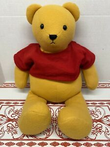 "Winnie the Pooh Large Felt BJH 24"" Stuffed Animal"