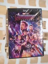 Avengers: End Game (DVD, 2019) Endgame Tony Stark New & Sealed Free Shipping!