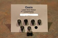 Oasis Lead Shot Maker Drippers - #7, Set of 7 - One Hole