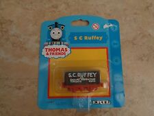 NEW S C Ruffy Thomas and friends ERTL NEW OLD STOCK RARE HARD TO FIND!!!