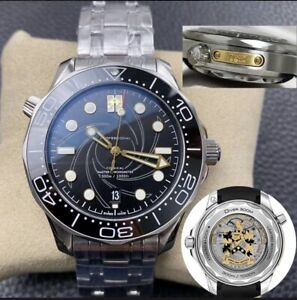 Mens Automatic Homage 007 Watch