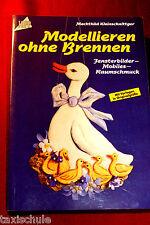 Original 90er Jahre Vorlagen Buch Fensterbilder Vintage Anleitung Basteln Hobby