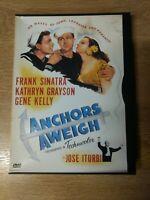 Anchors Aweigh [DVD] [1945] [Region 1] [ DVD  Frank Sinatra Gene Kelly
