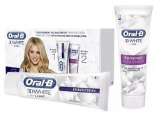 Oral-B 3D White Luxe Perfection Whitening Treatment 2 x 75ml