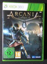 Xbox 360 Spiel: Arcania - Gothic 4, USK ab 12