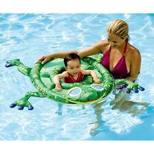 Swimways 11607 Swimming Pool Frog Baby & Toddlar Spring Pool Float