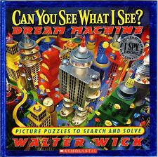 Can You See What I See?  Dream Machine   NEW  HC   MINT - by co-creator of I Spy