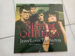 SISTERS OF MERCY Jesus loves the sisters LP Live London 83