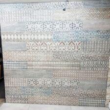 Grand Bazaar Patchwork Vintage Turkish Moroccan Porcelain Wall Floor Tiles