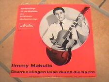 1/2 Jimmy Makulis - Gitarren klingen leise durch die EP