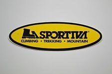 La Sportiva Sticker - Climbing Trekking Mountain Shoes boots gear backpacking