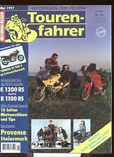 TF 5/97 Baghira Mastiff K 1200 RS R 1100 RS ST 1100 PanEuropean Vaucluse England