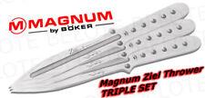 Boker Magnum Bailey Ziel Thrower 3 SET + Sheath 02MB164