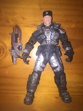 NECA COLONEL VICTOR HOFFMAN players select GEARS OF WAR 2 series 5 7in.
