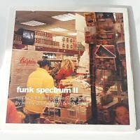 VA: Funk Spectrum II 2 - Vinyl Double LP 1st Press EX/EX Kenny Dope Keb Darge