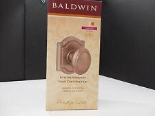 Baldwin Carnaby Knob Satin Nickel - Prestige Series - Inactive