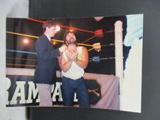 #88  Vintage Professional Wrestling Wrestler  WCCW  USWA  Photo Eric Embry