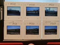 Harry Stegmaier, B&O Baltimore & Ohio Passenger Cars lot of 6 🚂 #55 Baggage RPO