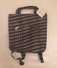 NWT Disney Parks Mickey Mouse Color Icon Backpack / Tote