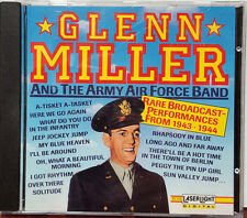Glenn Miller and the Army Air Force Band: Rare Broadcast Performances CD