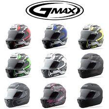 GMAX FF88 Helmet Motorcycle Street Sport Bike Cruiser Chopper DOT Approved