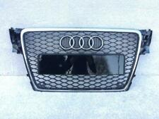 AUDI A4 S4 RS4 2008-2011 FRONT BUMPER GRILL FRONT GRILL RS STYLE [B8RS4-2]