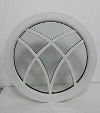 VEKA Rundfenster Festverglasung 70cm