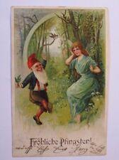 """""""Pfingsten, Zwerge, Elfe"""" 1909  ♥  (39858)"""