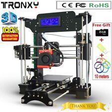 Tronxy XY-100 3D Printer Kit Acrylic High Precision DIY Filament LCD i3 upgrade