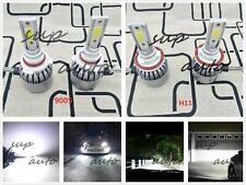 9005+H11 Combo LED Headlights Bulb Kit High Low Beam Super Bright 6000K WHITE