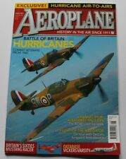 Aeroplane Monthly 2017 August Vickers Varsity,Albacore,Hurricane,P-51,Ryan SCW