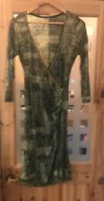 Ladies Size M  Overdress From Sandwich 10 -12 ?