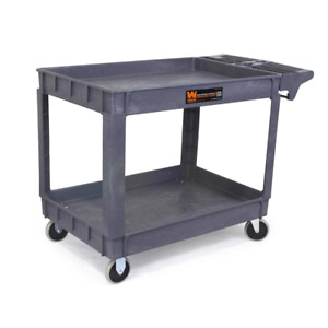 WEN 500 lbs. Capacity 46 in. x 25.5 in. Service Utility Cart