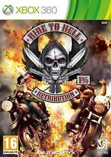 XBOX 360 RIDE TO HELL RETRIBUTION d'occasion en boîte jeu